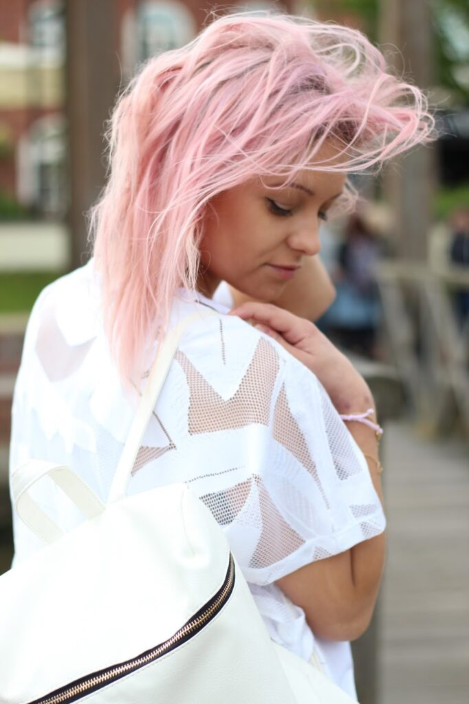 All About Pastel Pink Hair And Best Products To Dye At